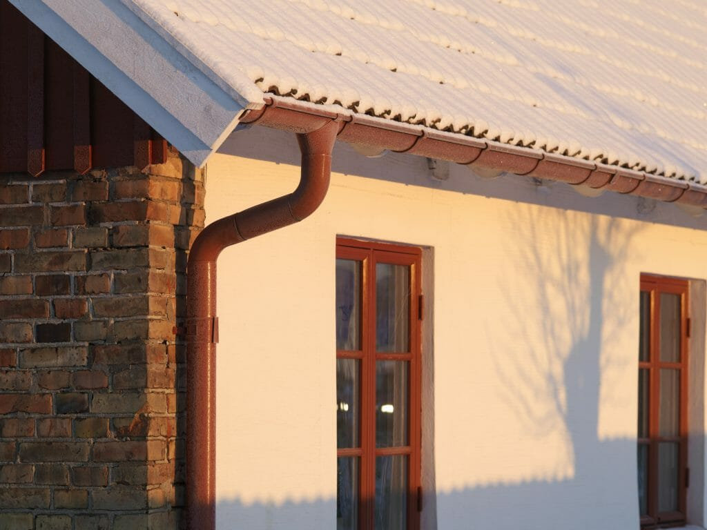 Lindab Gutters