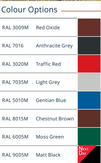 SnapIt Express Colour Options