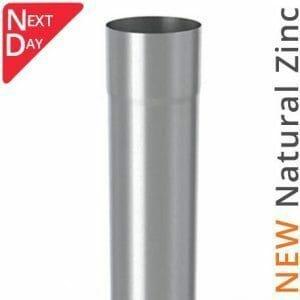 Zinc Downpipes